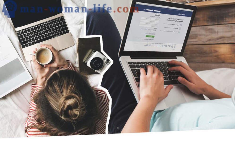 Povedať niečo o sebe on-line datovania